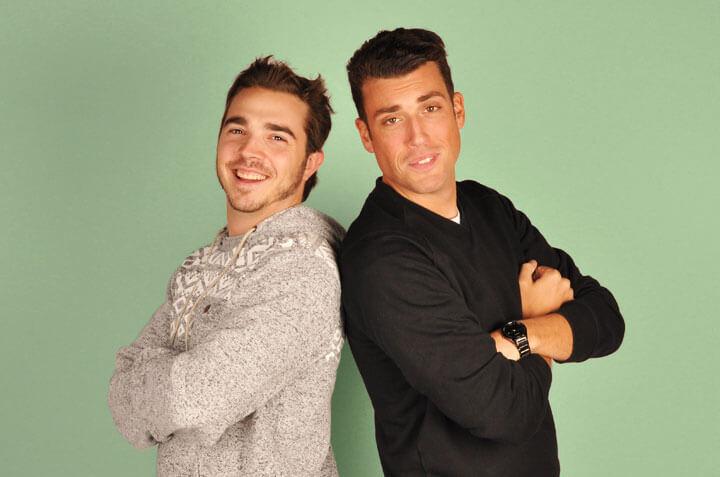 Olivier et Julien-Karl